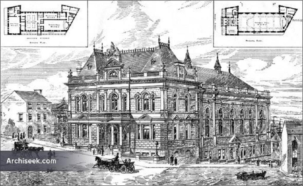 1887 Drawing