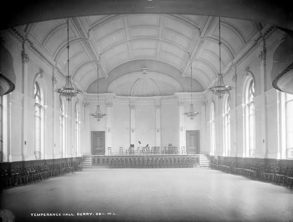 St Columbs Hall 2 Historic
